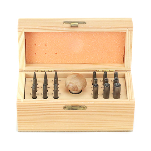 Jewelry Making Tools Bezel Setting Burnisher Set