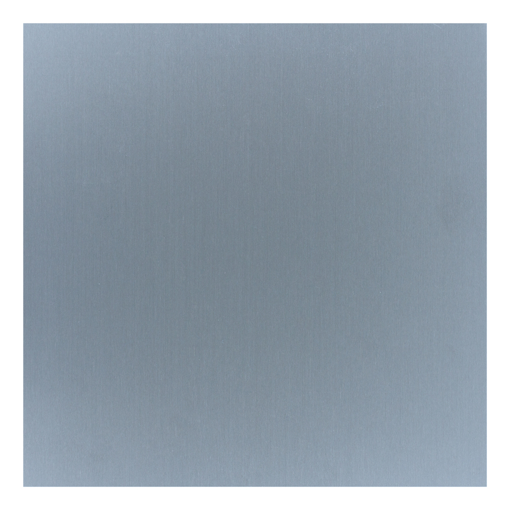 "Wire & Sheet Metal Anodized Aluminum Sheet, 6"" X 6"", 24g, Gunmetal"