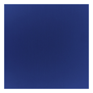 "Wire & Sheet Metal Anodized Aluminum Sheet, 6"" X 6"", 24g, Cobalt Blue"