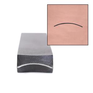 "Metal Stamping Tools Curved Liner Metal Design Stamp, 12.5mm (.5"")"