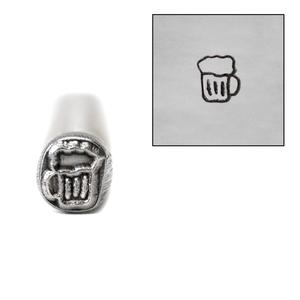 Metal Stamping Tools Beer Stein Metal Design Stamp