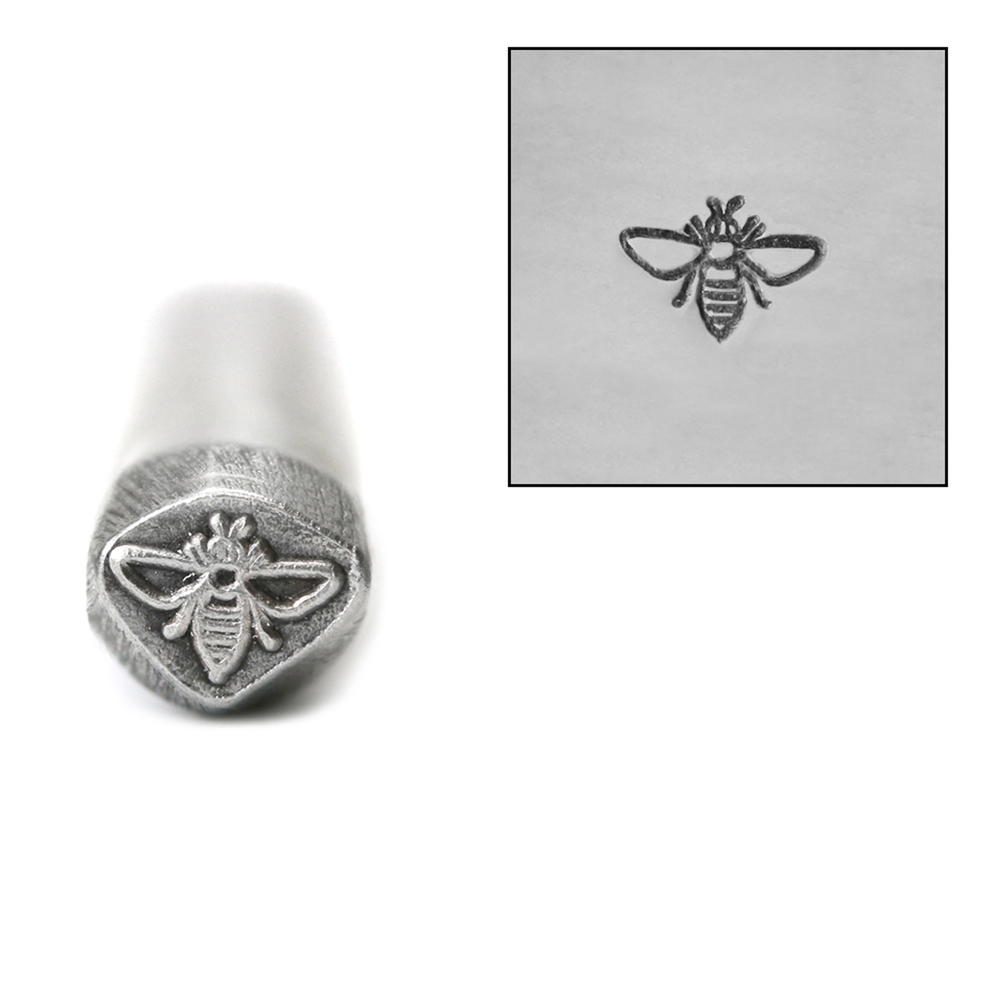 Metal Stamping Tools Bumble Bee Metal Design Stamp