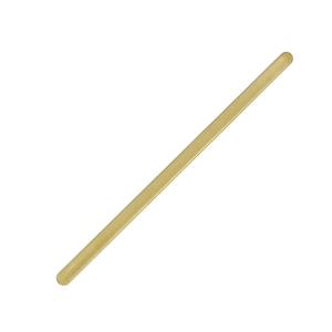 "Metal Stamping Blanks Brass Bracelet Blank, 152mm (6"") x 6.4mm (.25""), 16g"
