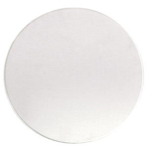 "Metal Stamping Blanks Aluminum Circle / Coaster Blank, 102mm (4""), 10g"