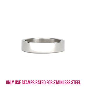 5mm Rainbow Metal Punch Design Jewelry Stamp