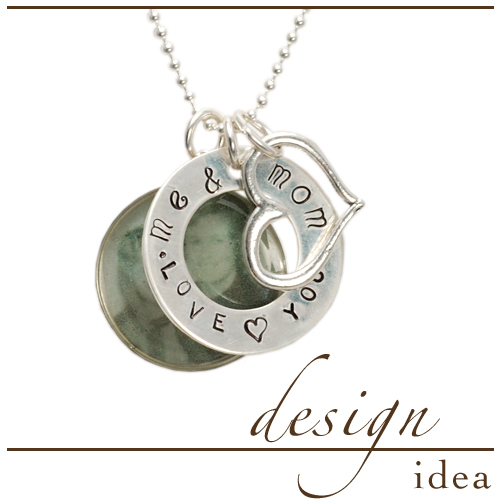 Design Idea: Resin Charm Necklace