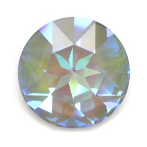 Beads & Swarovski Crystals Swarovski Crystal - Crystal Ultra Arctic AB 27mm Round Stone