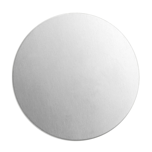 "Metal Stamping Blanks Alkeme Round, Disc, Circle, 44.5mm (1.75""), 18 Gauge"