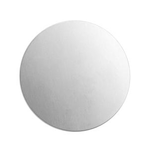 "Metal Stamping Blanks Alkeme Round, Disc, Circle, 31.75mm (1.25""), 18 Gauge, Pack of 4"