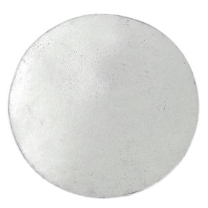 "Metal Stamping Blanks Pewter Round, Disc, Circle 69.85mm (2.75"")"