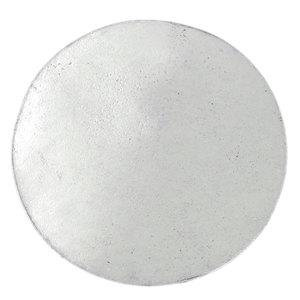 """Metal Stamping Blanks Pewter Round, Disc, Circle 69.85mm (2.75"""")"""