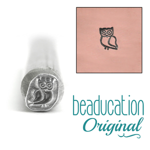 Metal Stamping Tools Owl Design Metal Stamp-Beaducation Original